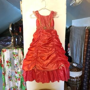 Ball gown fairy princess dress size 5/6